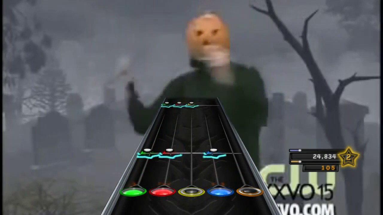 *HALLOWEEN SPECIAL* Spooky Scary Skeletons (Clone Hero Chart Preview)