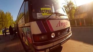 Трускавец 365 Автобусы на которых нас возили 12 #