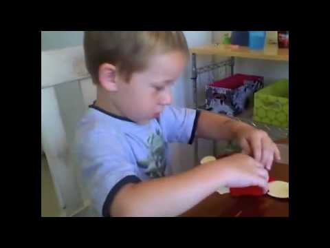 Children's Crafts:  People Arts & Crafts Project Kit