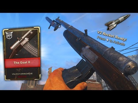 the HEROIC VOLK is WAY TOO GOOD...👍 - COD WW2