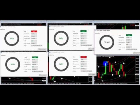 MetaTrader4 • MT4-Binary