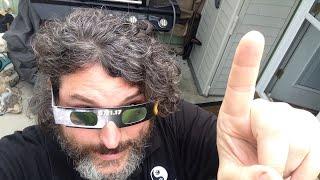 🔴 Live Solar Eclipse Myrtle Beach S.C. 2:43pm EST