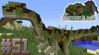DILOPHOSAURUS HERO!!!-Minecraft Dinosaurs Planet Ep. #51