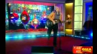 Melissa Etheridge - Have Yourself A Merry Little Christmas (GMA) Part 1 Thumbnail