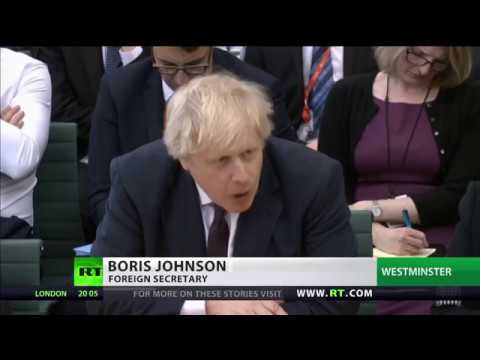 'Scary he represents a nuclear power' - Russia on Johnson comments