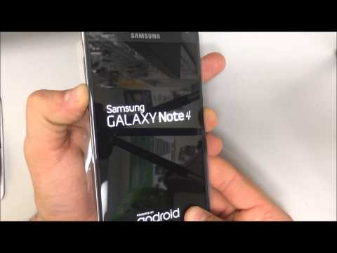 How To Get Samsung Galaxy Note 4 IN & OUT Of Safe Mode