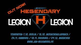 Legion - Hegendary - Jan Hegenberg