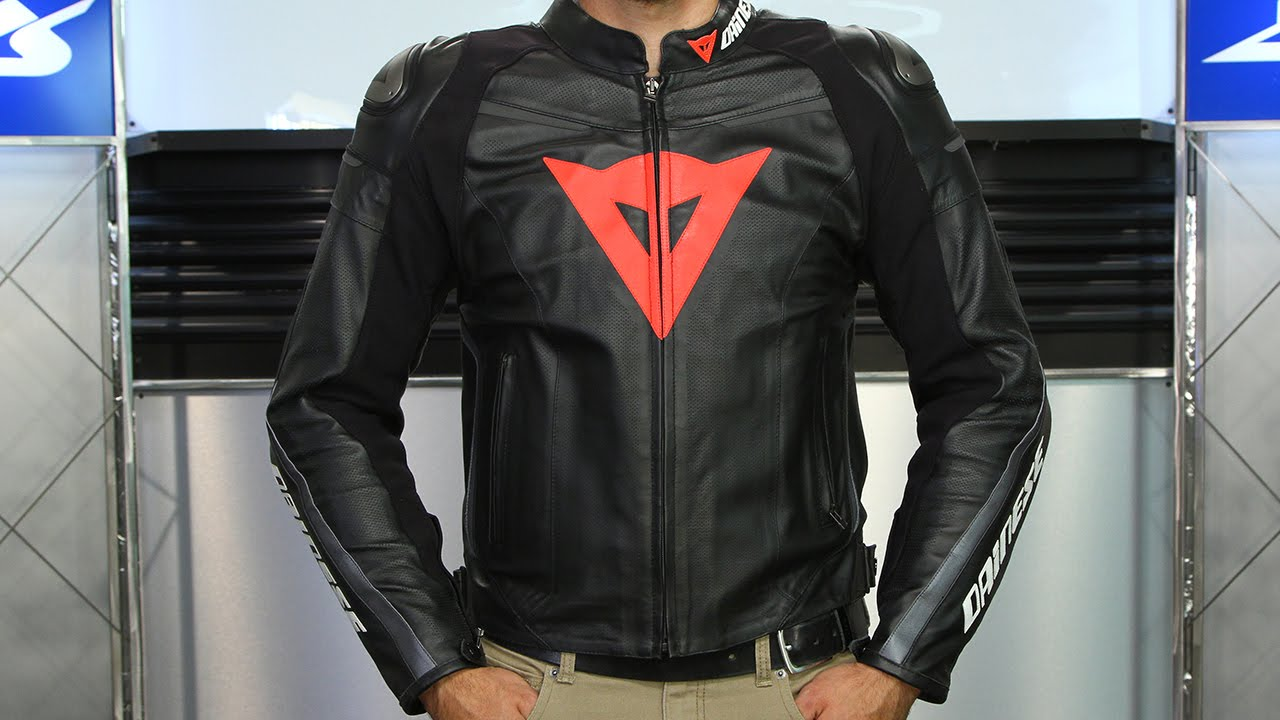 Dainese Super Fast Jacket Motorcycle Superstore Youtube