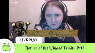 Return of the Winged Trinity Pt18. Happenin