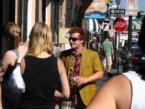 Tre Cool interview [NYC, 2010]