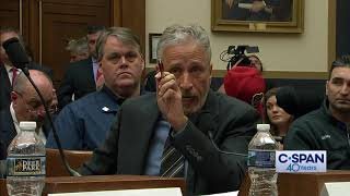 Download Jon Stewart Opening Statement on 9/11 Victim Compensation Fund (C-SPAN) Mp3 and Videos