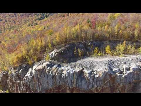 NH White Mountain Foliage 2016
