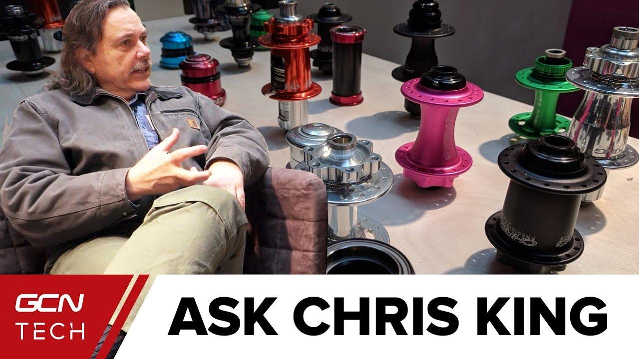 Ask Chris King Anything   Ceramic Bearings, Freehub Noise & Bottom Bracket Standards