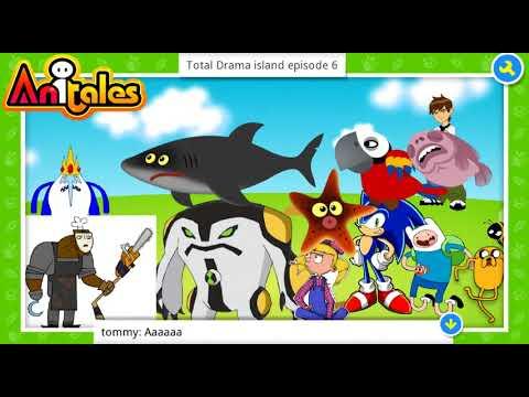 """Anitales: """"Total Drama island episode 6"""" - jake5"""