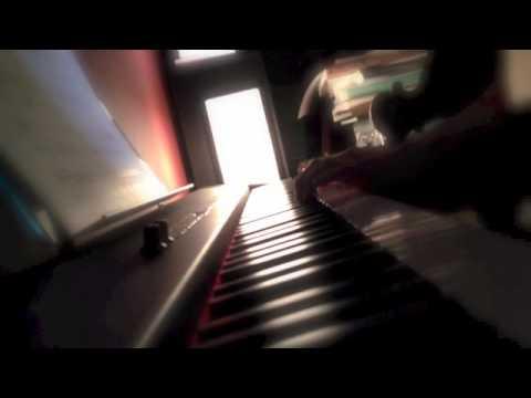Healing Waters piano cover