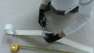 Sadrokarton - páska na rohy  Straitflex MEDIUM ( www.inmal-tools.sk )