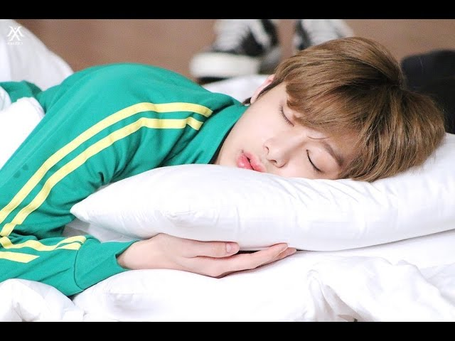 MONSTA X Hyungwon - The Sleeping Beauty