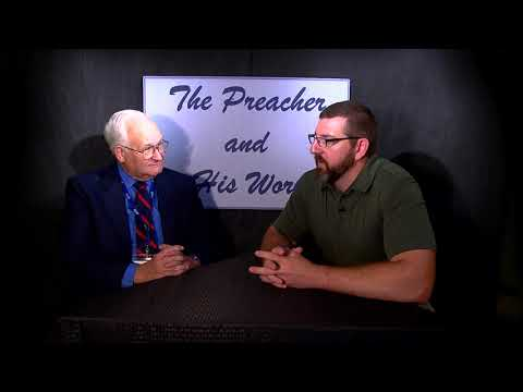 Preacher and His Work - PTP Edition - Rod Rutherford