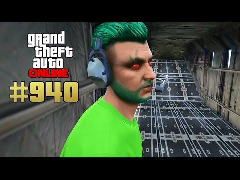 GTA 5 Online #940 Der macht mir Angst [Deutsch] Let´s Play GTA V Online PS4