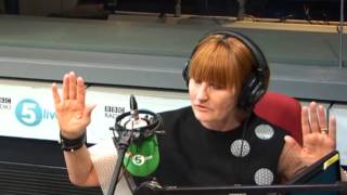 Mary Portas on media reaction to brother