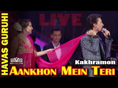 aankhon-mein-teri-/-havas-guruhi-/-kakhramon-/-live-/-21.10.2017-/-uzbekistan
