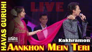 Aankhon Mein Teri / HAVAS guruhi / Kakhramon / LIVE / 21.10.2017 / Uzbekistan streaming