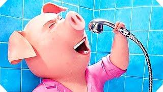 TOUS EN SCNE  Tous les Extraits VF du Film  Animation 2017