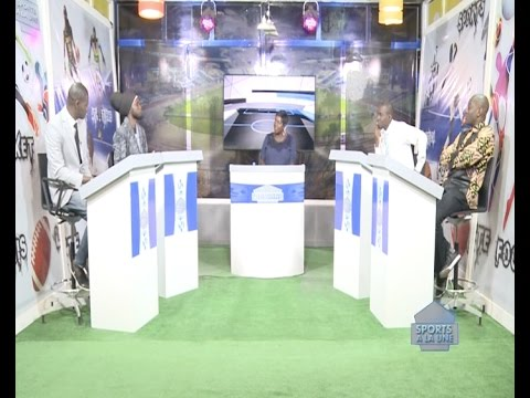 REPLAY - Sports A la Une - Pr : MAME FATOU NDOYE - 10 Avril 2017 - Partie 1