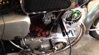 CB77 e-ignition setting the timing