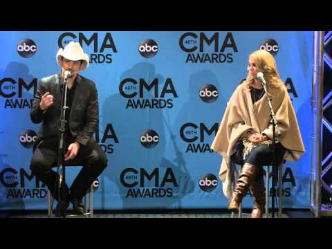 Brad and Carrie Radio Remotes Press Conference