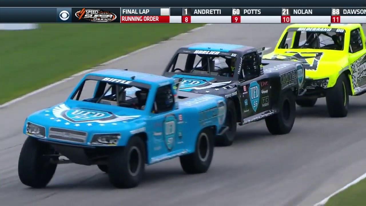 2018 Road America Race 2 - Final 4 laps
