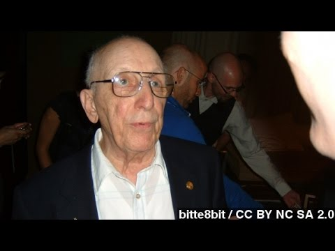 In Memory Of Ralph Baer, 'The Father Of Video Games'