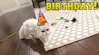 CLOUD'S BIRTHDAY PARTY!!! thumbnail