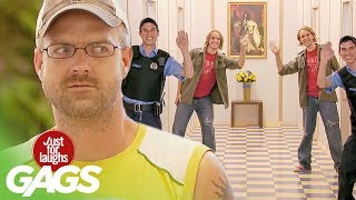 Movie Inspired Pranks - Best Of Just For Laughs Gags