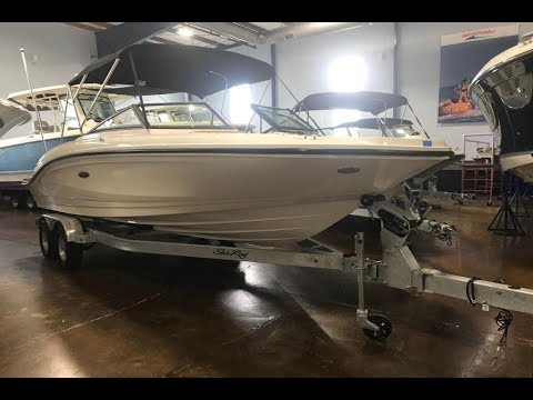 2020 Sea Ray SPX 210 Outboard For Sale at MarineMax Clearwater