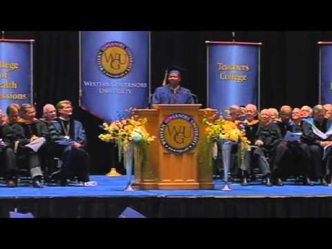 Online University Graduation: How WGU Celebrates Commencement