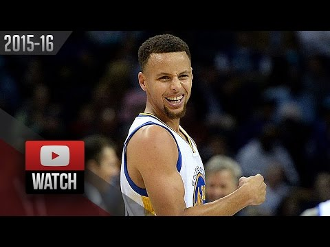 Stephen Curry Full Highlights at Hornets...