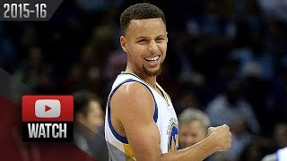 Stephen Curry Full Highlights at Hornets (2015.12.02) - 40 Pts, UNREAL 3rd Qtr