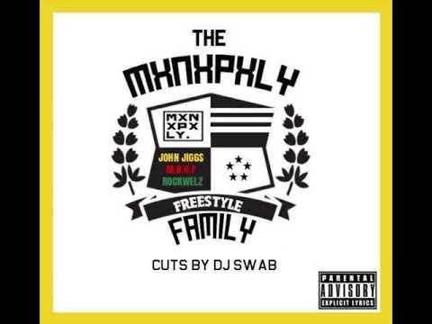 John Jigg$ x M.O.UF X Rockwelz -Mxnxpxly Family Freestyle w/Cuts by DJ Swab