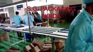 LED TV / LCD TV ASSEMBLY LINE CONVEYOR