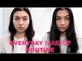 EVERYDAY MAKEUP ROUTINE | Natural Look Perfect For Class!
