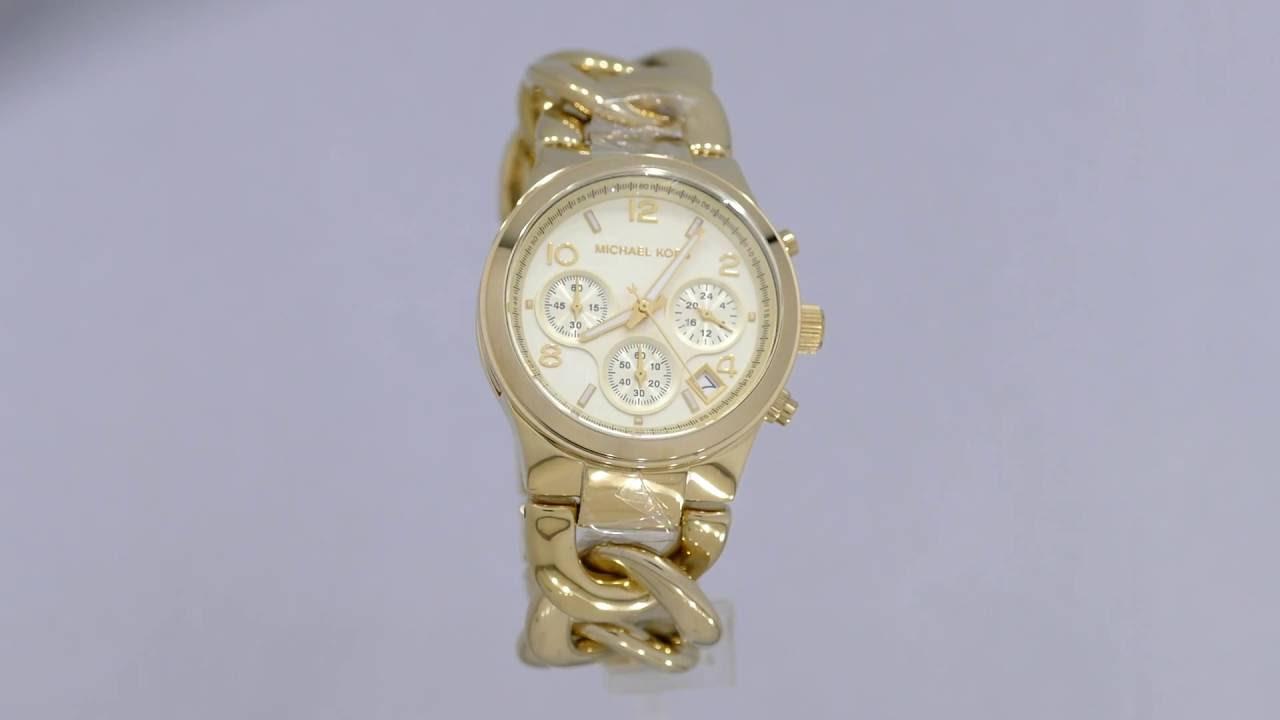 Michael Kors Watch Mk3131 Youtube