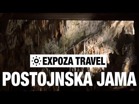 Postojnska Jama (Slovenia) Vacation Travel Video Guide