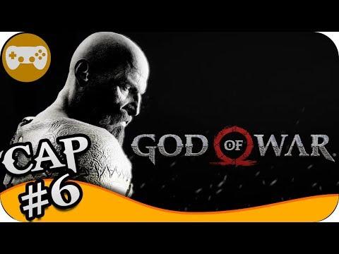 GOD OF WAR (ESPAÑOL LATINO) | EL ELFO MAS FUERTE #6 EpsilonGamex