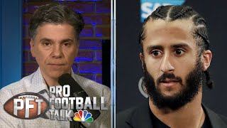 Will an NFL team sign Colin Kaepernick after protests? | Pro Football Talk | NBC Sports