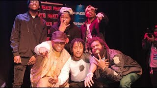 Sway in Chicago: Pivot Gang Pays Respect to Member, John Walt + Perform  Song, 'Westside Bound 3'