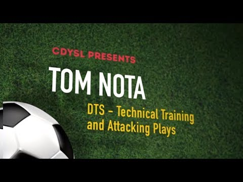 Dutch Training Systems: Technical Training and Attacking Plays