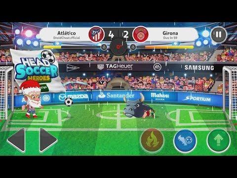 Head soccer la liga 2018 android gameplay #17