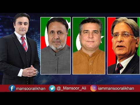 To The Point With Mansoor Ali Khan - 15 December 2017 | Express News