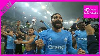 Finale OM-Atlético : Adil Rami se voit